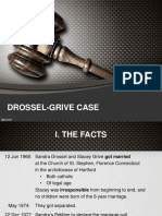 Drossel and Drive Case