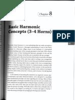 Approach Tones & Reharmonization