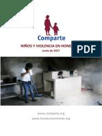 Dossier Violencia Niños Honduras 2017