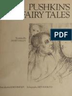 Pushkin, Alexander - Pushkin's Fairy Tales (Mayflower, 1978)