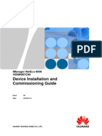 (for Customer)IManager NetEco 6000 Device Installation and Commissioning Guide(V600R007C90_06)(PDF)_EN