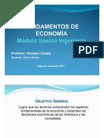 20131009 Fundamentos de Economía u1 Ggm (PDF)