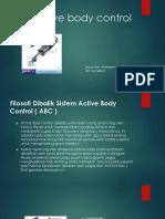 Active Body Control Tlo