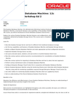 Exadata Database Machine 12c Administration Workshop Ed 2 (1)