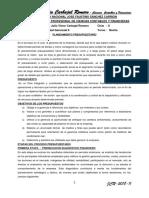 12ava. Planeamiento Presupuestario - 2018-II