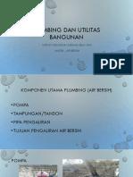 PLUMBING DAN UTILITAS BANGUNAN ALDI.pptx