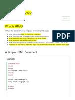 1 HTML Basic