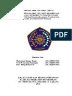 laporan PKL di PG krebet