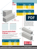 Concrete Midi Blocks