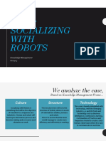 Socializing With Robots_Group 5