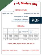 Offer Details 123