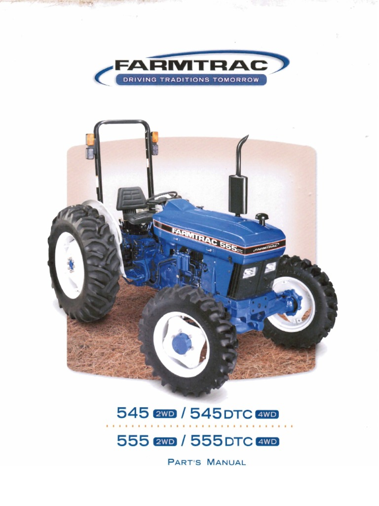 A New Pre Fuel Filter Washer For A Farmtrac 45 60 Tractors 55 ESL10435 50