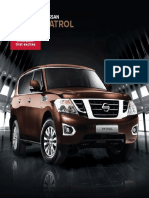 Nissan Patrol Brochure 2
