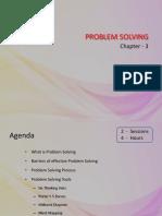 3. Problem Solving