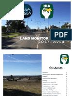 HIA Land Monitor Report 2018