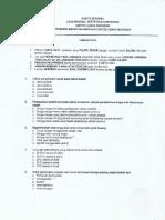 Soal Kompetensi DRH (2)