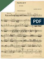 Debussy - Menuet arrangment for cello and piano.pdf