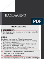 Bandaging 1