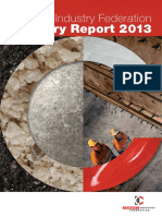 2013 CIF Industry Report (Med Res)
