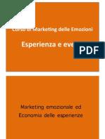 Corso Marketing Emozionale