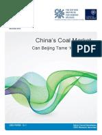 China's Coal Market
