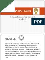Natraj Plastic