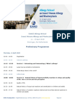2018-12-06 - As Groningen 2019 - Preliminary Programme Website