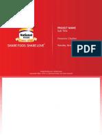 NFL Presentation Format