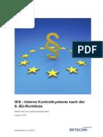 IKS Nach 8.EU-Richtlinie