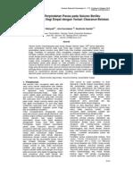 Analisis Perpindahan Panas Pada Saluran Berliku Berpenampang Segi Empat Dengan Variasi Clearance Belokan