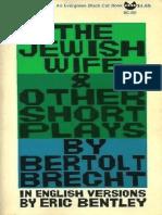 Brecht, Bertolt - Jewish Wife & Other Short Plays (Grove, 1965).pdf