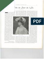 Figaro-Modes La Mode du Jour de l'an 1903