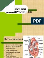 fisiologi kardiovaskular