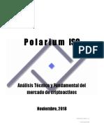 Análisis Técnico y Fundamental Del Mercado de Criptoactivos-nov2018