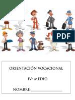 Cuaderno de Trabajo Exploracion Vocacional