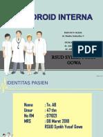 Ppt Hemoroid Int