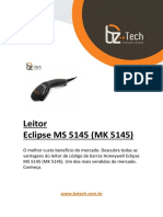 Manual Configuracao Honeywell Eclipse Ms 5145