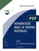 Curso ISA Instrumentacion Basica