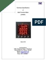 Energy Meter Details