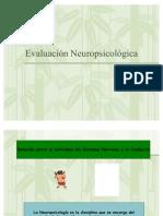 'Evaluaci�n Neuropsicol�gica'