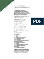 283057100 Evaluacion Neuropsicologica Infantil Eni