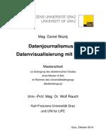 Datenjournalismus - Datenvisualisierung Mit Karten