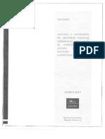 Informe Sobre Análisis y Propuesta de Criterios Político Criminales Aplicables Al Ejercicio de La Acción Penal en Materia de Libre Competencia