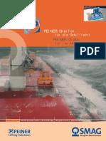Smag Peinergreifer Schifffahrt Marítimo