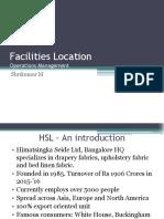 Facilities Location.pptx