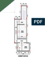 GIDI Basement Floor