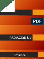 RADIACION UV