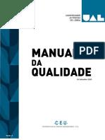 Manual Qualidade