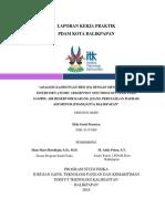Laporan Kerja Praktik Ekki Gusti Prasetya 01151006