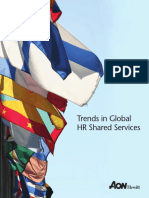 Trends Global HR Shared Services